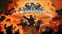 Šílená parodie na akční filmy Broforce vyjde už příští týden
