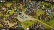 Středověká strategie Imperia Online se rozrostla o animované bitvy a globální mapu