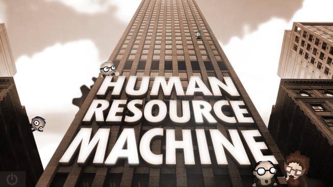 Human Resources Machine