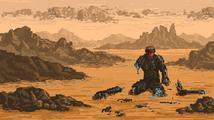 Ambiciózní RPG Death Trash smíchá postapo s kyberpunkem v rozlehlém pixel-artovém světě