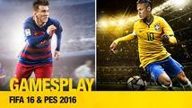GamesPlay: FIFA 16/PES 2016