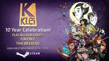 Zahrajte si o víkendu zdarma Mark of the Ninja, Shank a další skvělé hry od Klei Ent.