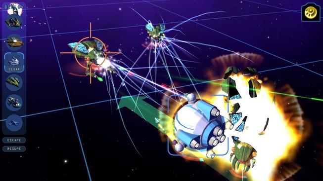 Infinite Space III: Sea of Stars