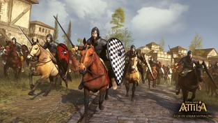 Nová kampaň posune Total War: Attila do doby Karla Velikého