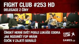 Fight Club #253 HD: Delegace z Číny