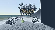 V akčním RPG Sketch Tales si můžete své protivníky sami namalovat