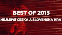 Best of 2015: Nejlepší česká a slovenská hra