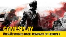 Čtenář Strikes Back: Company of Heroes 2