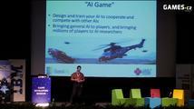 GDS 2015: Marek Rosa o aplikaci obecné AI ve Space Engineers