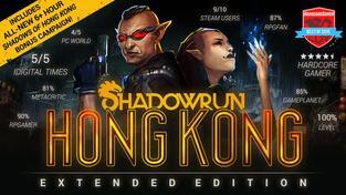 Shadowrun: Hong Kong rozšířila zdarma s vydáním Extended Edition šestihodinová kampaň