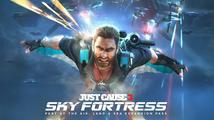V prvním DLC pro Just Cause 3 dostanete raketový wingusit a spoustu nových misí i nepřátel