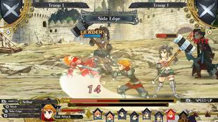 Japonská hybridní RPG strategie Grand Kingdoms se chlubí soubojovým systémem i online módem