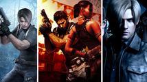 Resident Evil série slaví 20. narozeniny - čtyřka, pětka a šesta vyjdou letos pro PS4 a Xbox One
