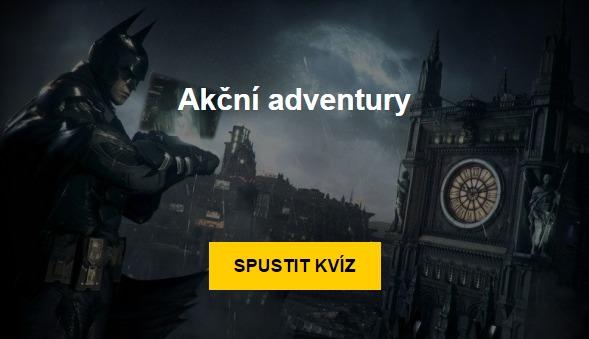 akcni adventury batman