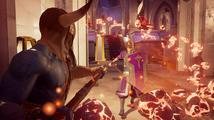 Nové záběry z Mirage: Arcane Warfare přetékají magií a krví