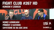 Fight Club #267 HD: Kumáni v zádech