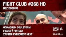 Fight Club #268 HD: Bez dozoru