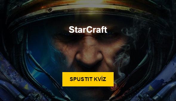 starcraft hadejhru kviz