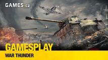 Čtenářský gamesplay: hrajeme akční onlineovku War Thunder