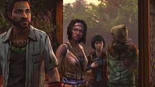 The Walking Dead: Michonne – recenze 3. epizody