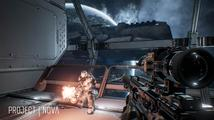 Tvůrci EVE Online oznámili střílečku Project Nova a do EVE Online přidají Citadely