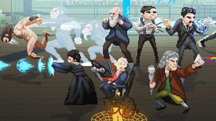 Hry zdarma: Cthulhu vs novináři, Mortal Kombat s vědci a skvělý klon SUPERHOT