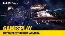 Čtenářský gamesplay: hrajeme warhammerovskou strategii Battlefleet Gothic: Armada