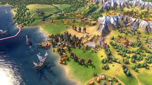 Civilization VI si udrží rysy série, ale nabídne výrazné změny měst a cizích vládců