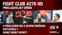 Fight Club #276 HD: Překladatelský oříšek