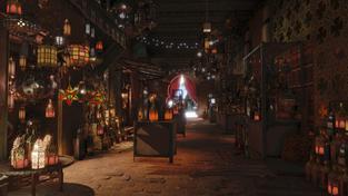 Třetí epizoda nového Hitmana zavede hráče do Marrákeše příští úterý
