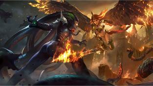 Braňte barvitý fantasy svět MMORPG League of Angels II