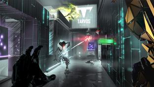 Dojmy z hraní: virtuální dobrodružství v Deus Ex Breach a mobilní zážitek z Deus Ex GO