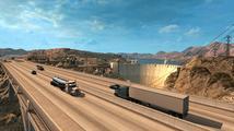 American Truck Simulator dostane větší mapy a nové silnice