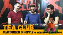 Tea Club #22: Jak vzniká plastelínová hopsačka Hopply