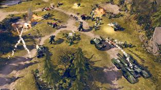 Karetní mód Blitz z Halo Wars 2 si můžete vyzkoušet v otevřené betě na Xbox One i PC