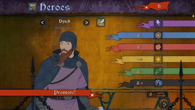 The Banner Saga 2 - Survival Mode