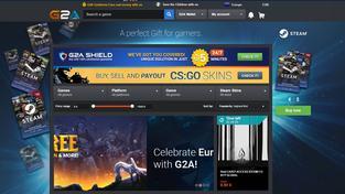 G2A nabídne vývojářům procenta z prodejů jejich klíčů