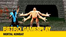 Retro GamesPlay: hrajeme klasickou bojovku Mortal Kombat
