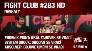 Fight Club #283 HD: Návraty
