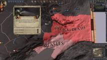 Mučení, popravy a černá smrt - to všechno vás čeká v Crusader Kings II: The Reaper's Due