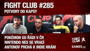 Fight Club #285: Potvory do kapsy