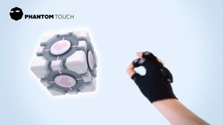 Phantom Touch je český projekt rukavice pro augmentovanou realitu