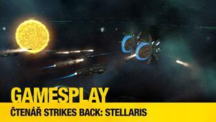 Čtenářský GamesPlay: hrajeme vesmírnou strategii Stellaris