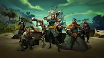 Sea of Thieves byla od začátku navržena pro kooperativní hratelnost