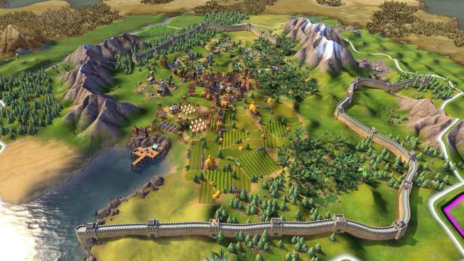 Civilization VI zvládne prakticky každý herní počítač - hardwarové požadavky jsou nízké