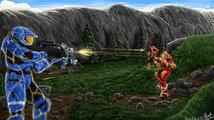 """Installation 01 chce nabídnout multiplayerovou akci ve stylu """"the best of Halo"""