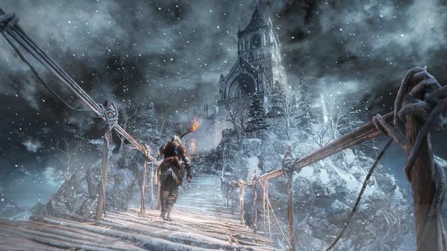 Vyšel nový trailer k Dark Souls III a tvůrci nechtějí, abyste se na něj dívali