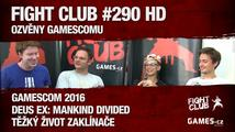 Fight Club #290 HD: Ozvěny Gamescomu