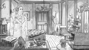 Kreslená adventura Jennifer Wilde kombinuje jazz, Paříž a Oscara Wildea