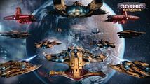 Do Battlefleet Gothic: Armada vplouvá flotila Tau